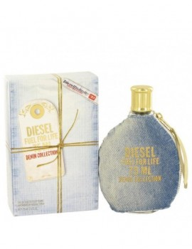 Diesel Fuel For Life Denim Perfume - Edt Spray