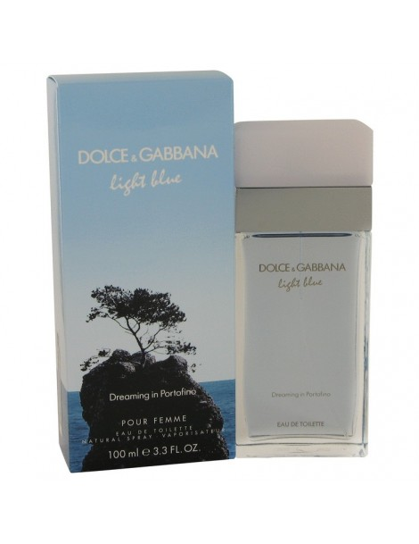 Dolce & Gabbana Light Blue Dre Aming In Portofino Perfume