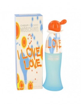 I Love Love Perfume By Moschino