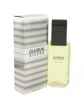 Quorum Silver Cologne By Puig