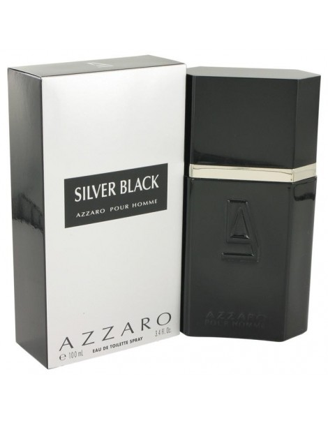 Azzaro Silver Black Cologne