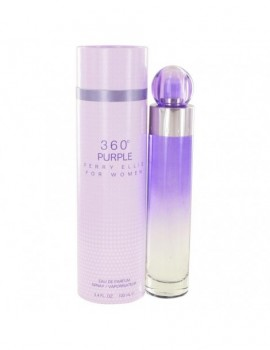 360 Purple Perfume By Perry Ellis