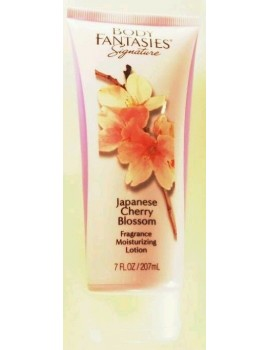 Body Fantasies Signature Japanese Cherry Blossom Perfume