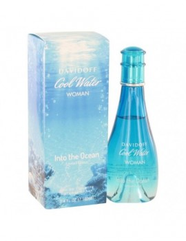 Cool Water Into The Ocean Perfume