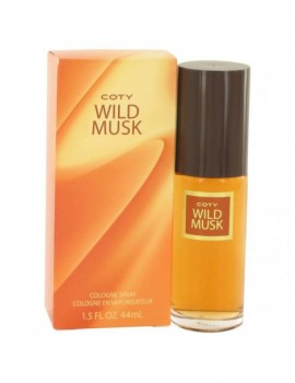 Coty Wild Musk For Woman