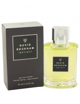 David Bekham Instinct Cologne